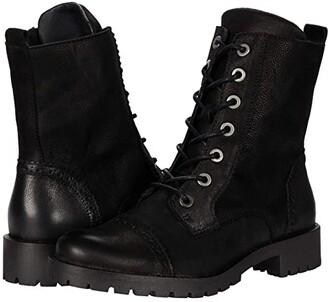 Eric Michael Quest (Black) Women's Boots