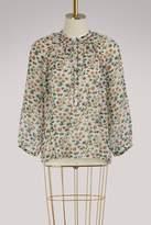 Vanessa Bruno Ivry silk blouse