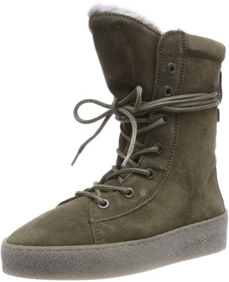 Bronx Women's Silla Ankle Boots