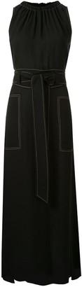 Ginger & Smart Memoir sleeveless maxi dress
