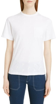 Chloé Embroidered Horse Tee