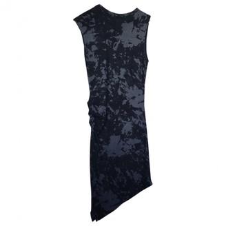 Kain Label Black Cotton - elasthane Dress for Women