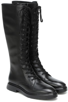Stuart Weitzman McKenzee leather knee-high boots
