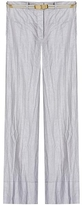 Robert Rodriguez Marble Relaxed Wideleg Pants