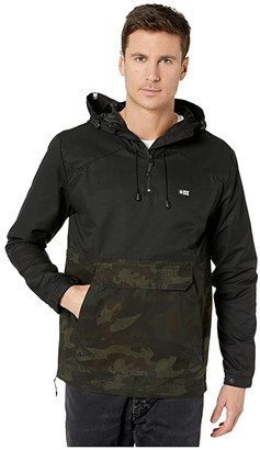 Salty Crew Deckhand Jacket (Camo) Men's Coat