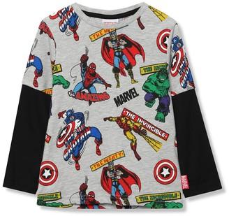 M&Co Marvel Avengers t-shirt (3-10yrs)