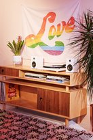 Urban Outfitters Rainbow Love Tapestry