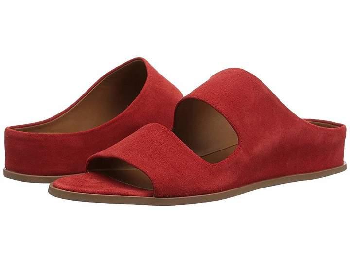 Aquatalia Abbey Slide Women's Wedge Shoes