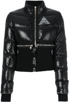 Givenchy padded jacket - women - Cotton/Feather Down/Polyamide/Viscose - 36
