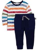 Splendid Boys' Striped Tee & Joggers - Baby