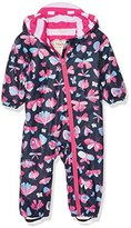 Hatley Baby Girls' Classic Printed Rain Bundler Raincoat