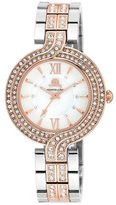 JLO by Jennifer Lopez JL-2917WMRT women's quartz wristwatch