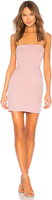 superdown Sophy Fitted Mini Dress