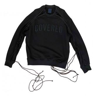 Juun.J Black Cotton Knitwear & Sweatshirts