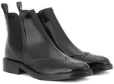 Burberry Bactonul Chelsea leather boots