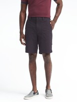 "Banana Republic Emerson-Fit 11"" Utility Short"