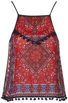 Band of Gypsies Hankerchief print cami
