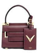 Valentino 'My Rockstud' mini top handle leather bag