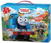 Ravensburger Thomas & Friends 24-pc. Circus Fun Floor Puzzle in a Suitcase Box by