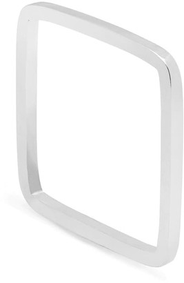 Myia Bonner Sterling Silver Square Ring