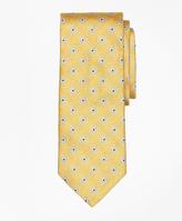 Brooks Brothers Large Medallion Tie