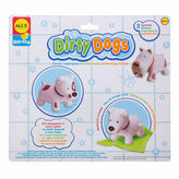 Alex Rub A Dub Dirty Dogs 4-pc. Toy Playset