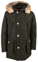 Woolrich Hooded Down Jacket