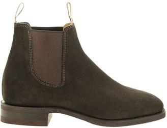 R.M. Williams R.M.Williams Craftsman Boots Suede