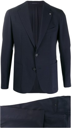 Tagliatore Single Breasted Slim-Fit Suit
