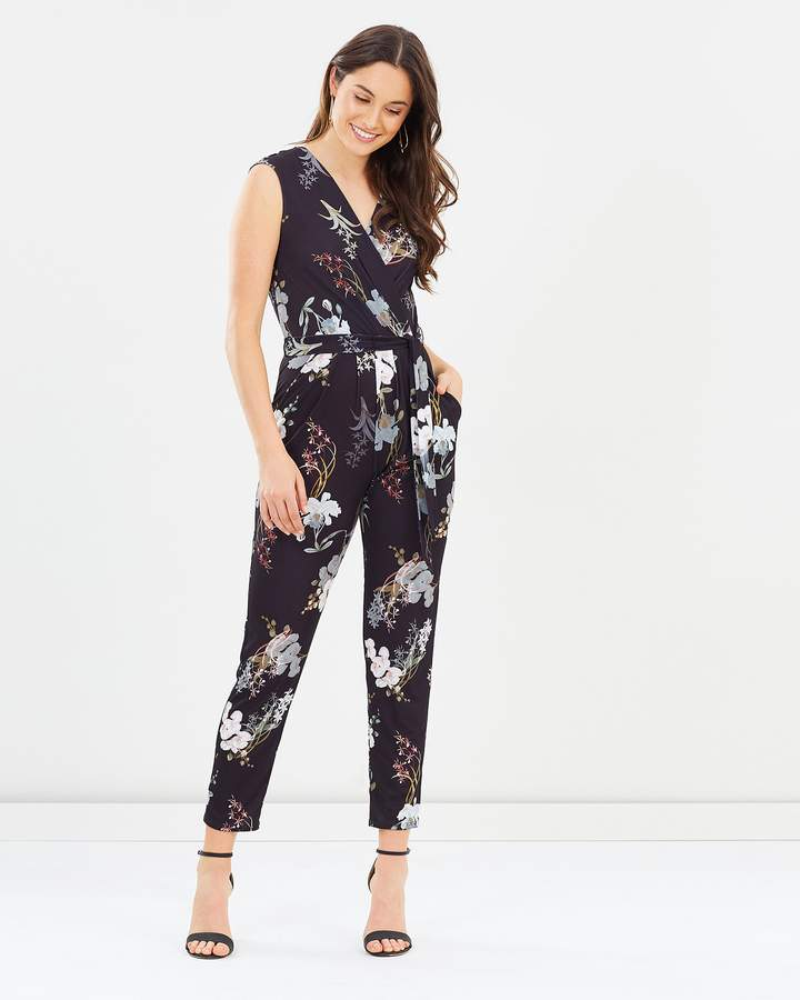 Wallis Oriental Bloom Jumpsuit
