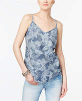 INC International Concepts Handkerchief-Hem Tank Top, Only at Macy's