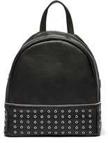 Sole Society Prescott backpack w/ grommet detail