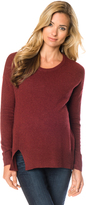 A Pea in the Pod Relaxed Fit Maternity Sweater
