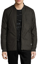 Globe Griffin Stand Collar Bomber Jacket