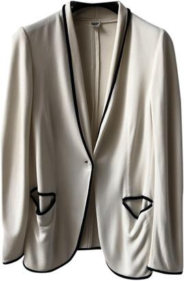 Hermes White Viscose Jackets