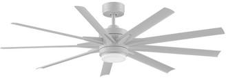 """Pottery Barn 64"""" Odyn Indoor/Outdoor Ceiling Fan"""