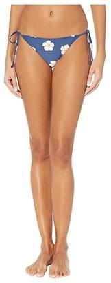 O'Neill Tinley Side Tie Pant Bottoms (Navy) Women's Swimwear