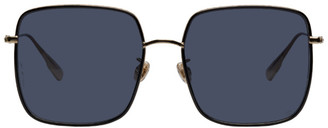 Christian Dior Gold DiorByDior3F Sunglasses