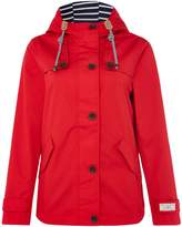 Joules Long sleeves hooded waterproof jacket