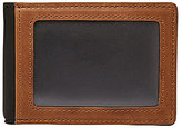 Fossil Tate Money Clip Bifold Wallet