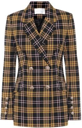 Rebecca Vallance Chateau checked blazer