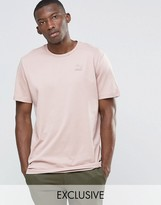 Puma Oversized T-shirt In Dusty Pink Exclusive To Asos