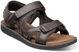 Nunn Bush Men's Bluffside Two-Strap Sandal Size 14 M