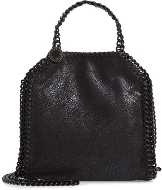 Stella McCartney Tiny Falabella Faux Leather Tote