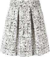Emporio Armani midi full skirt