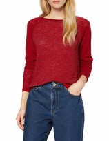 ONLY Womens Onllisa L//S Zip Highneck SWT Sweatshirt