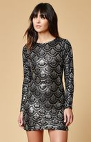 Oh My Love Esme Sequined Mini Dress