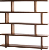 One Kings Lane Eleanor Large Bookshelf, Walnut