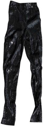 Veronique Branquinho Black Other Trousers