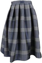 Sofie D'hoore Drawstring Pleated Skirt